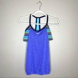Nike Layered Tankini Swim Top 'Nessa'